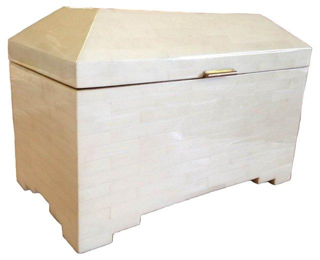 Enrique Garcel Bone Inlay Box