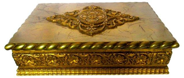 Italian Gilt Box