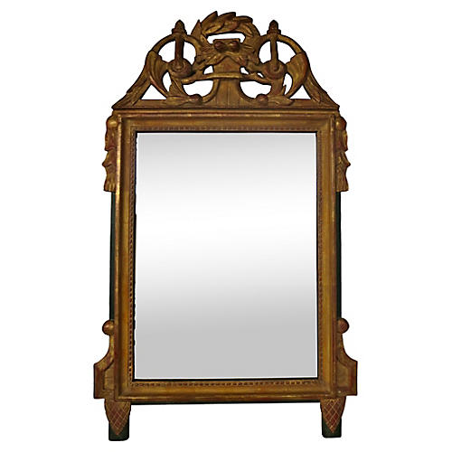 French Directoire Mirror