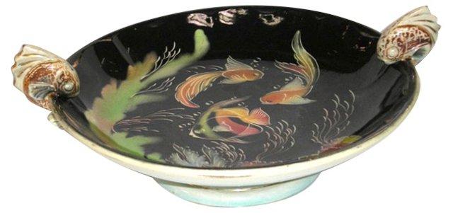 Mid-Century Ceramic Centerpiece