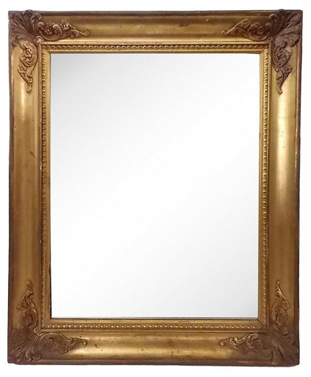 19th-C. Italian Mirror