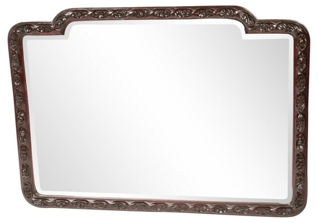 1930s English-Style Mirror
