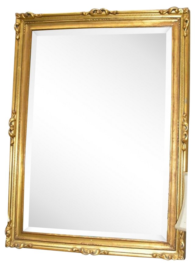 French Empire-Style Mirror