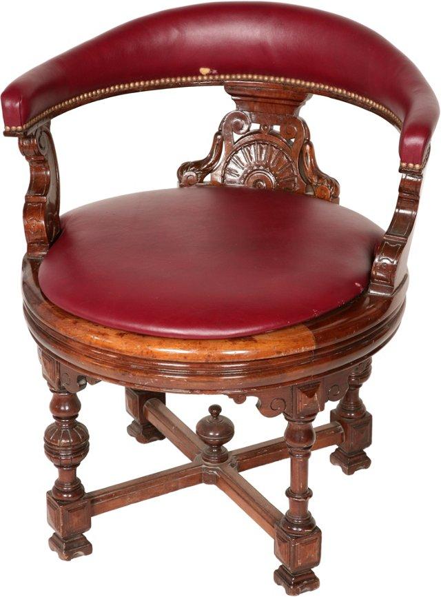 Renaissance Revival Chair, 1870