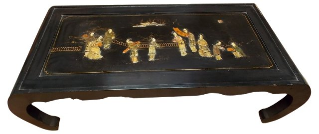 1920s Chinese Coffee Table