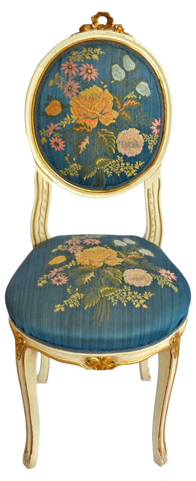 French-Style  Side Chair