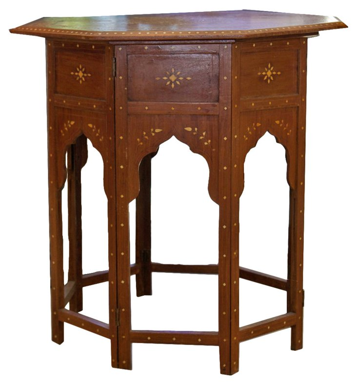 Anglo-Indian Table