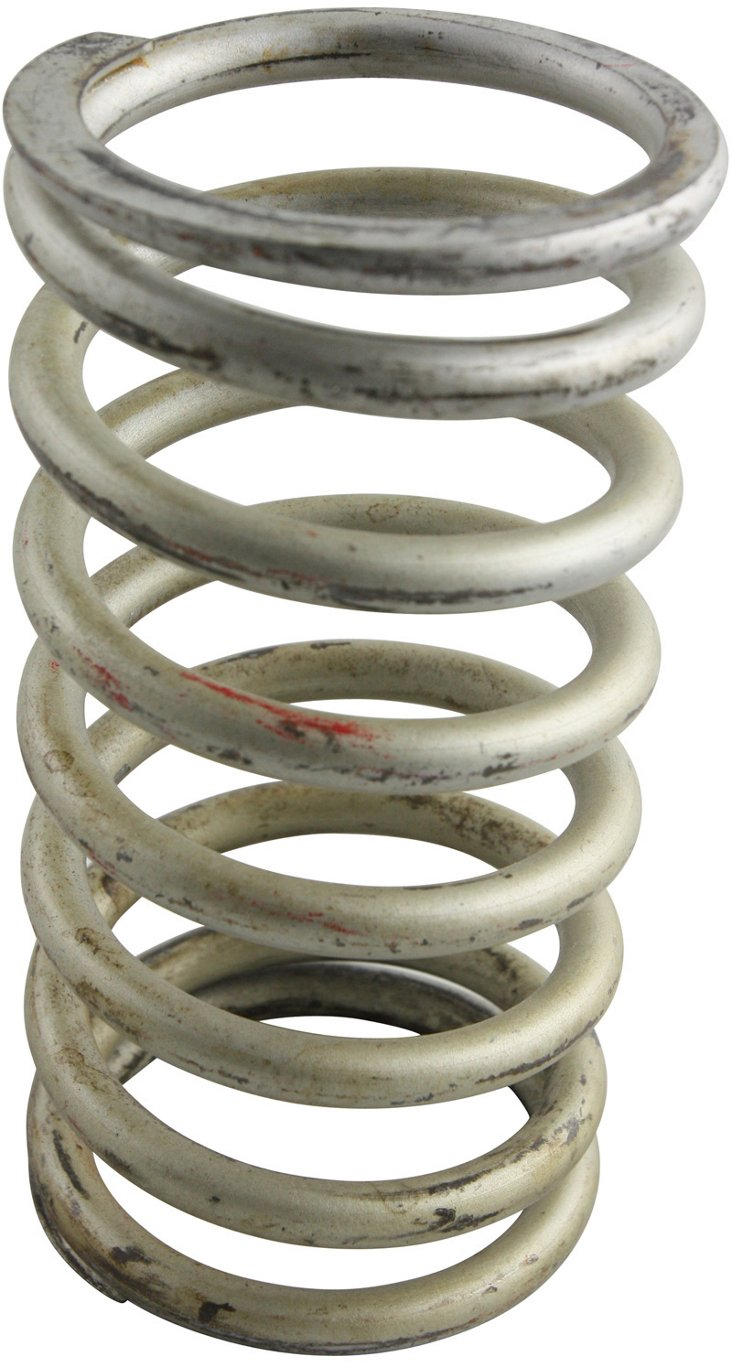 Gray Industrial Coil