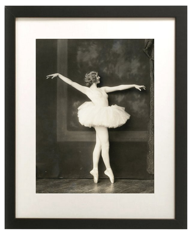 Ziegfeld Dancer by A. C. Johnston