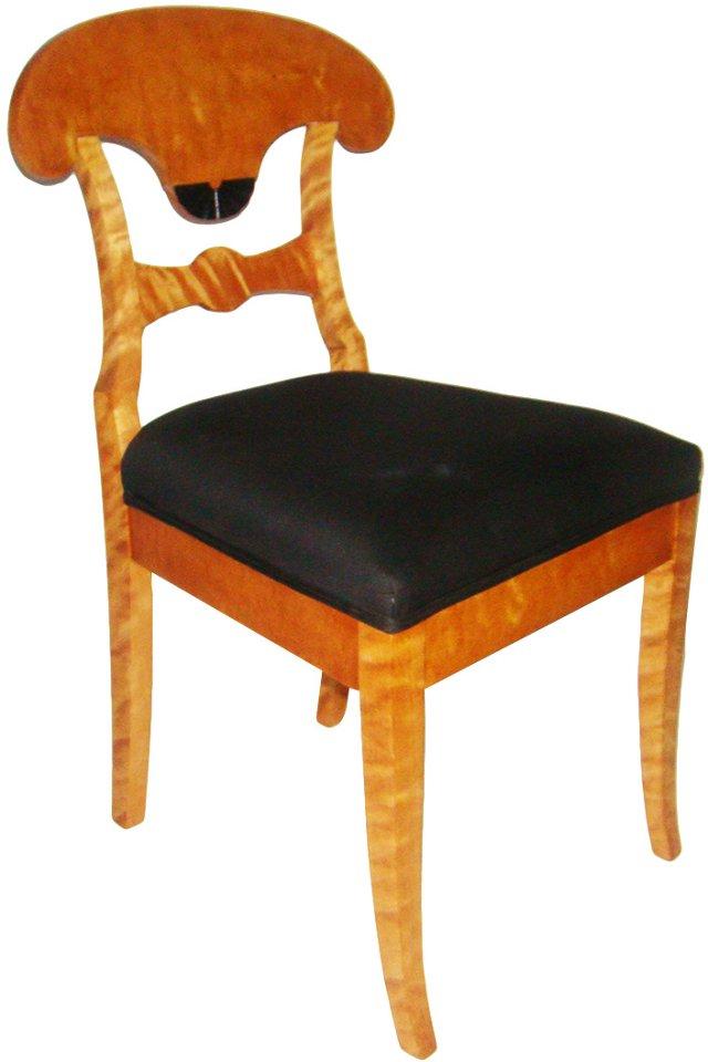 Swedish Biedermeier Side Chair