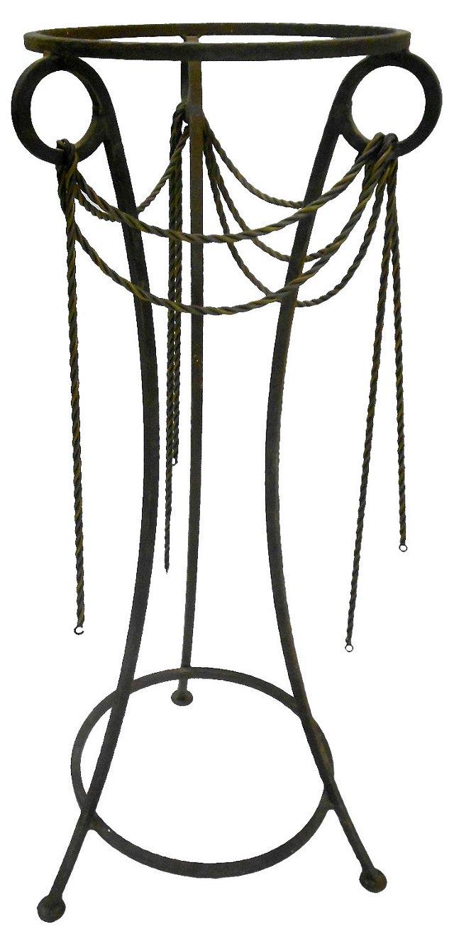 Metal   Pedestal
