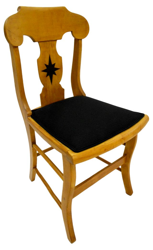 Early 20th-C. Desk Chair