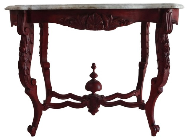 Victorian-Style   Center Table