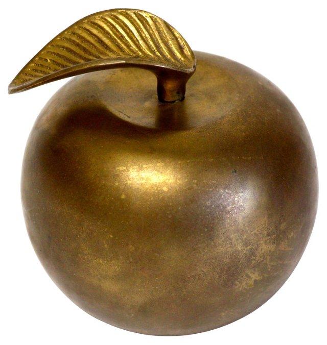 Brass Apple