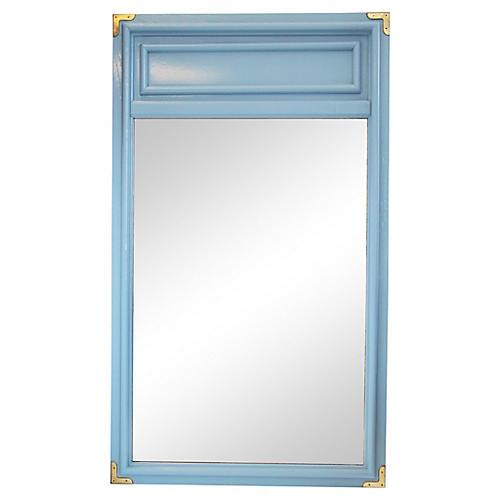 Blue Campaign-Style Mirror