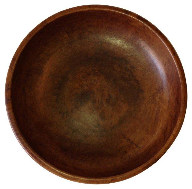 Burlwood Bowl