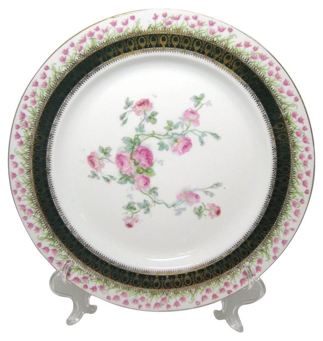 Royal Austria Roses Charger