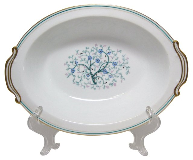 Noritake Granada Oval Serving Bowl
