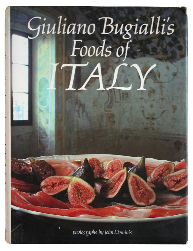 Bugialli's Foods of Italy, 1st Ed