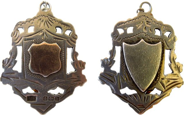 Sterling Birmingham Medal, 1932