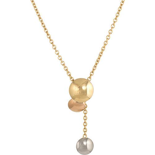 Cartier Sweet Trinity Drop Necklace