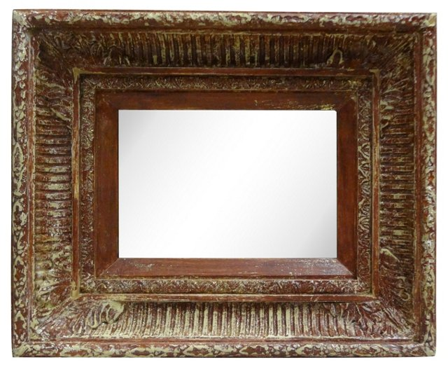 Gustavian-Style   Wall  Mirror