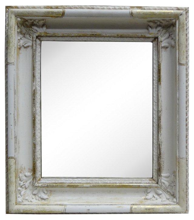Swedish Rectangular    Wall Mirror