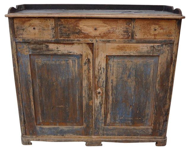 Antique Swedish   Sideboard