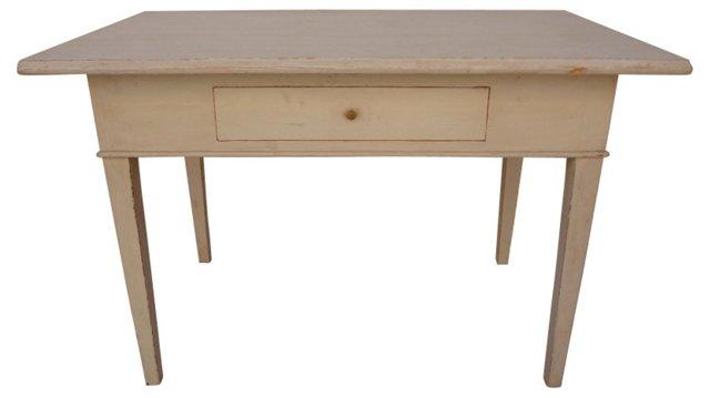 Single-Drawer   Desk