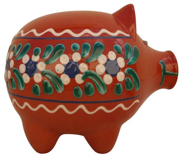 Swedish Piggy Bank