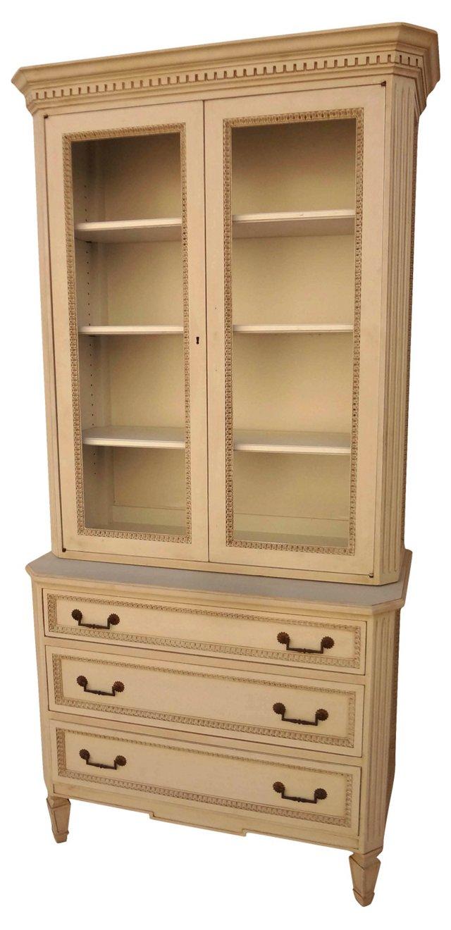 Swedish Gustavian-Style Cabinet