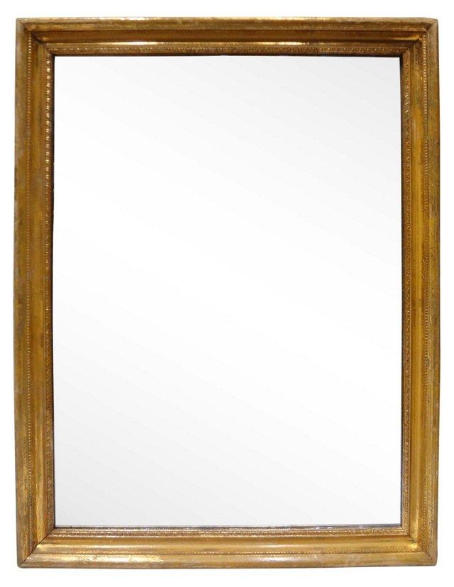 Swedish Giltwood    Mirror