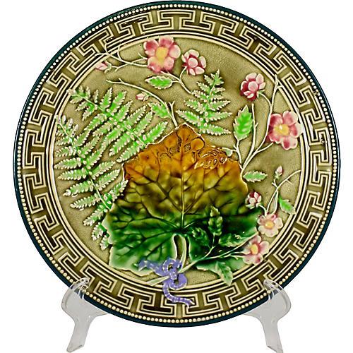 Choisy le Roi Greek Key Wall Plate