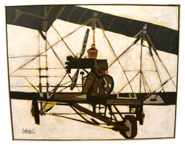 Airplane by Lee Reynolds