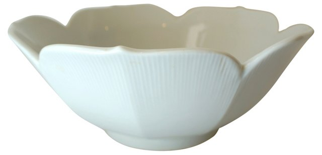 White Lotus Bowl