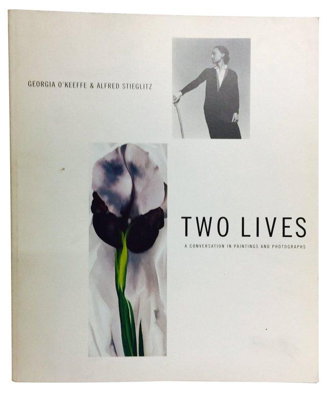 Two Lives: O'Keefe & Stieglitz