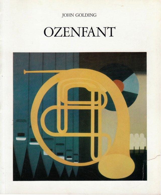 John Golding Scarce's Amedee Ozenfant