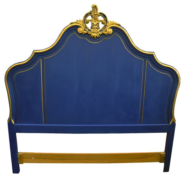 French-Style Headboard by Century, Queen
