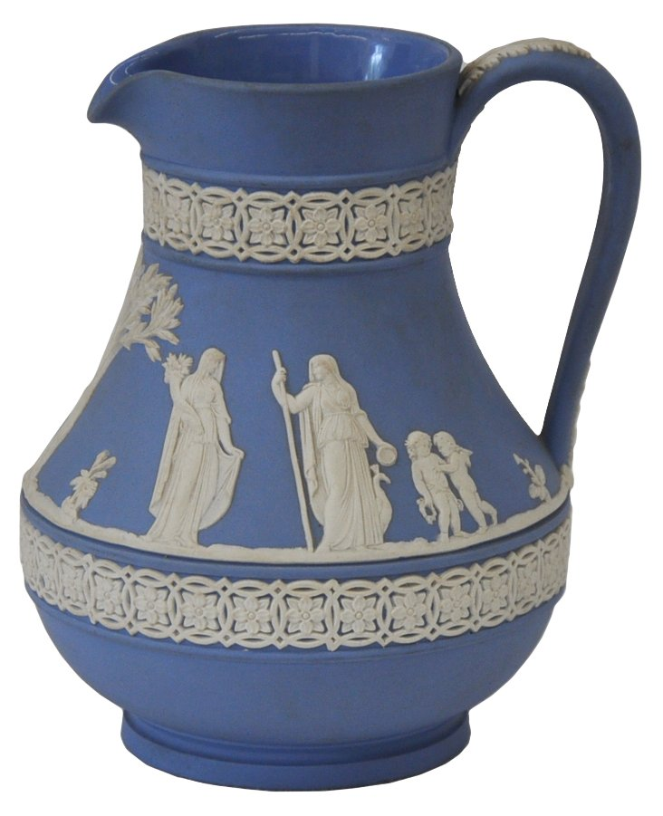Jasper Wedgwood Pitcher
