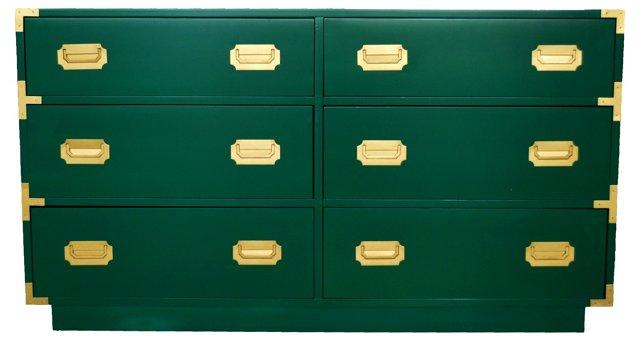 Campaigner Dresser
