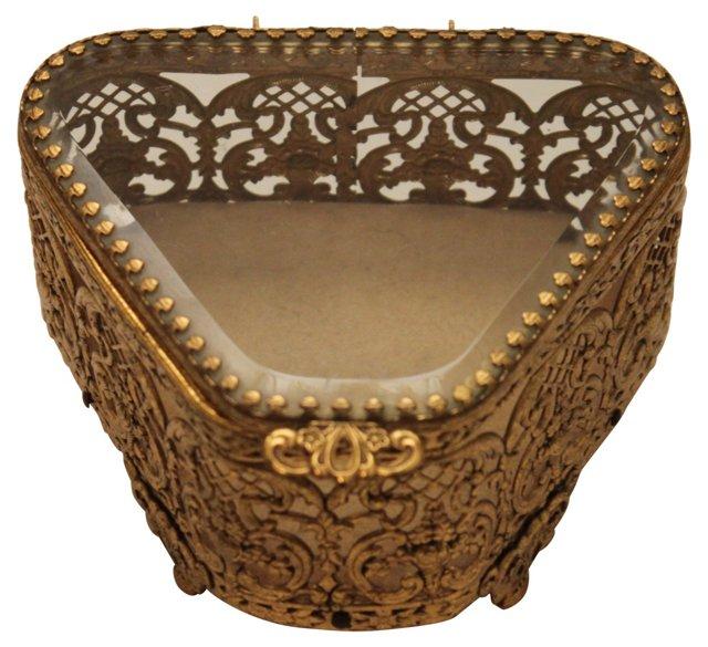 Ormolu Trinket Box