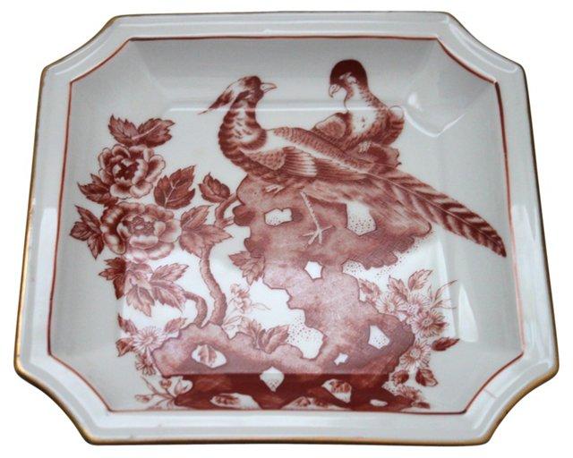 Bird of Paradise Dish