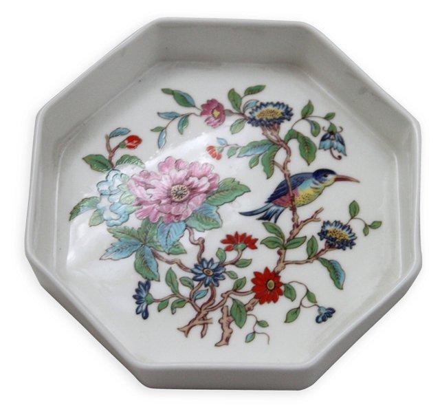 Aynsley Porcelain Bird Dish