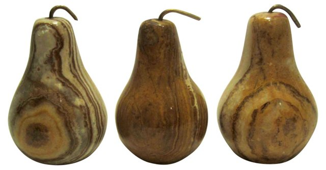 Marble Pears, S/3