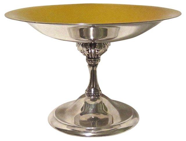 Silver & Gold Compote