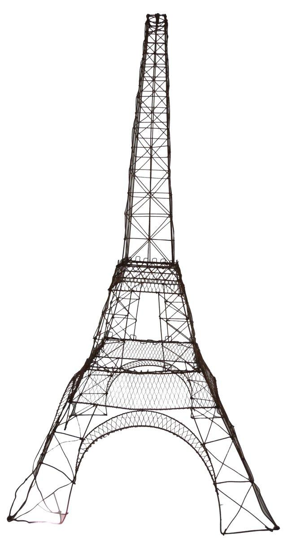 1960s Metal Eiffel Tower