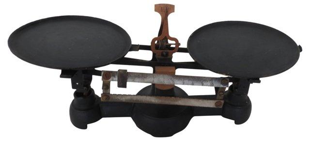 Black Cast Iron Scale