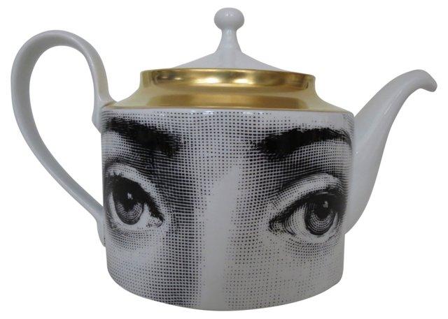 Fornasetti Teapot