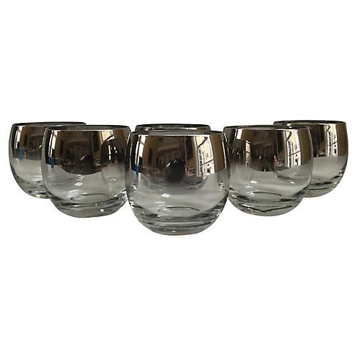 Dorothy Thorpe-Style Glasses, S/6