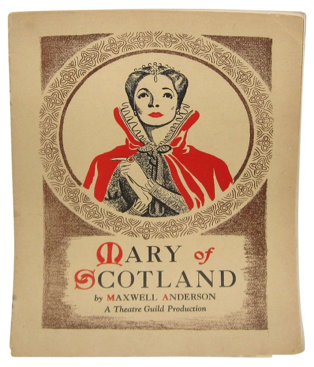 Theater Guild, Mary of Scotland 1933